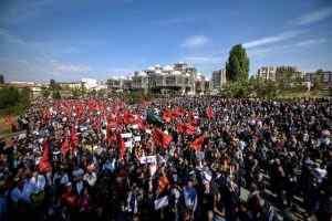 Jehonë bashkimi në protestë