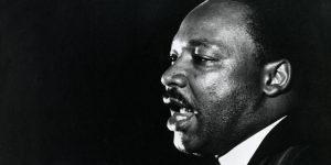 Dita e Martin Luther King Jr.