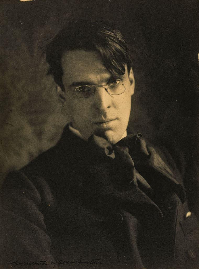 Tribut William Butler Yeats-it