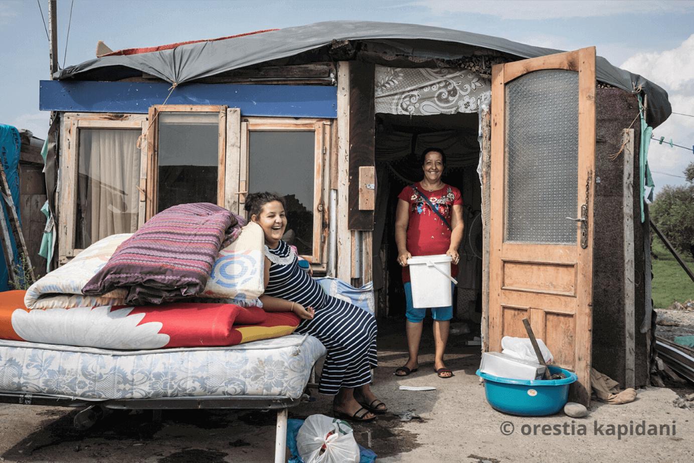 Orestia Kapidani - Familje